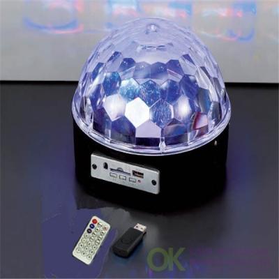 Светодиоидный диско - шар LED CRYSTAL MAGIC BALL LIGHT
