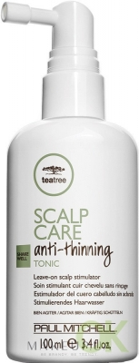Paul Mitchell Tea Tree Scalp Care AntiThinning Tonic 3.4 oz (100 мл.)