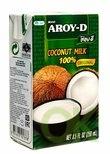Кокосовое молоко 60% (жирность 17-19%) 250мл - 3471