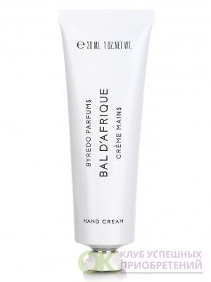 BYREDO PARFUMS BAL D'AFRIQUE unisex 30ml hand cream