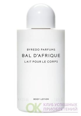 BYREDO PARFUMS BAL D'AFRIQUE unisex 225ml b/l