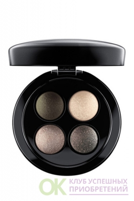 MAC Cosmetics Mineralize Eye Shadow X4