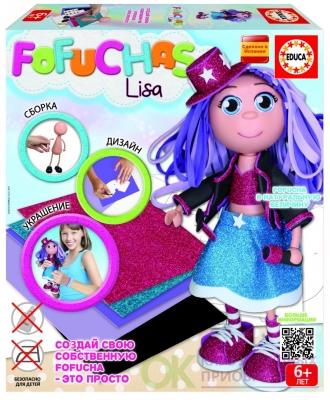 Набор для творчества в виде куклы Фофуча скидка 30%
