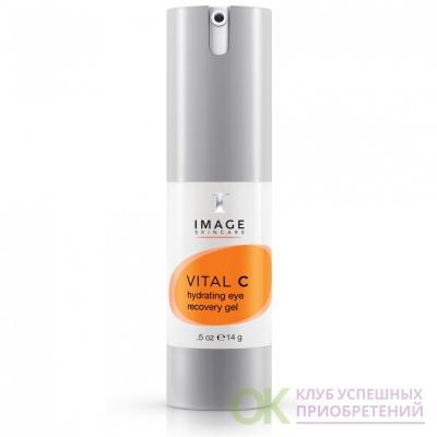 Image Vital C Hydrating Eye Recovery Gel, 0.5 Fluid Ounce 14 гр.