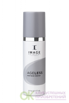 Image Skincare Ageless Total Facial Cleanser, 6 Ounce