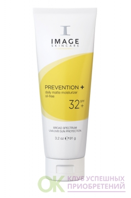 IMAGE Skincare PREVENTION+™ Daily Matte Moisturizer SPF 32 (91 гр.)