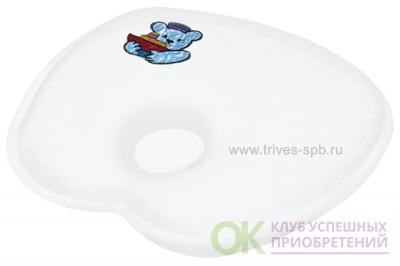 Т.109 (ТОП-109) Ортопедическая подушка для детей до года