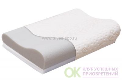 Т.550 (ТОП-150) Подушка ортопедическая для детей (с регулировкой высоты)