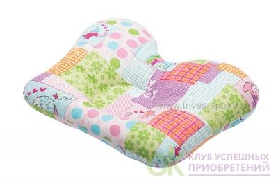 T.110 (ТОП-110) Подушка ортопедическая для детей для новорожденных