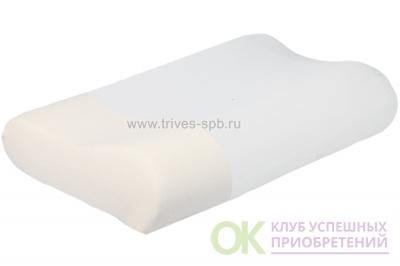 Т.117 (ТОП-117) Подушка ортопедическая для взрослых   с