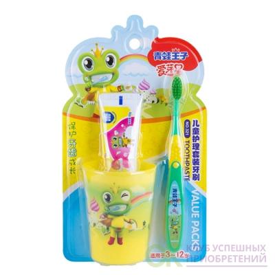 Зубная щетка + зубная паста + зубная чашка http://chinapotok.com/item/569858833701.html