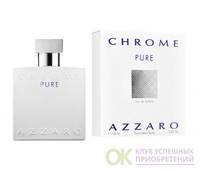 LORIS AZZARO CHROME Pure men  30ml edt