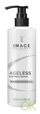 IMAGE Skincare Ageless Total Facial Cleanser Professional Size (12 oz) ПРОФ ОБЪЁМ 355 мл.