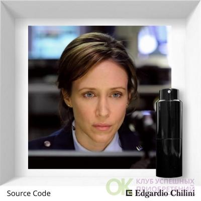 Интригующий неожиданный аромат Source Code Edgardio Chilini 2 ml