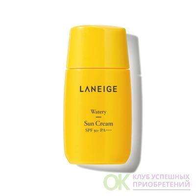 LANEIGE Watery Sun Cream Cream SPF50 + PA (50 мл.)