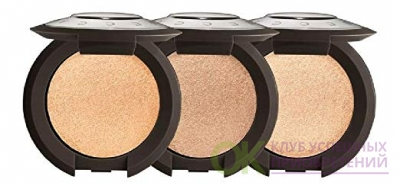 Becca Golden Glow Trio - Opal, Moonstone, Champagn Pop (travel sizes)