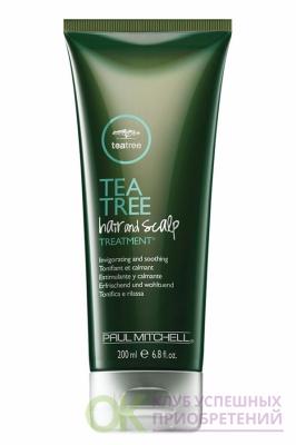 Paul Mitchell Tea Tree Hair And Scalp Treatment Unisex, 6.8 Ounce (200 мл.)