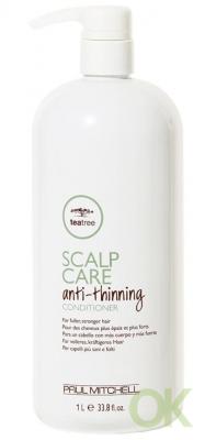 Paul Mitchell Tea Tree Scalp Care Anti-Thinning Conditioner 33.8 fl. oz. (1000 мл.)