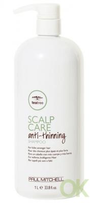 Paul Mitchell Tea Tree Scalp Care Anti-Thinning Shampoo 33.8 oz (1000 мл.)