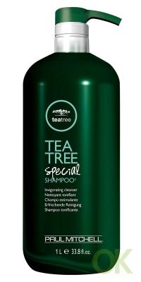 Paul Mitchell Tea Tree Special Shampoo 33.8 fl oz (1000 мл.)