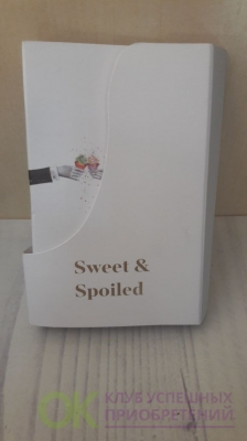 39858 HAUTE FRAGRANCE COMPANY SWEET & SPOILED lady 2ml edp mini