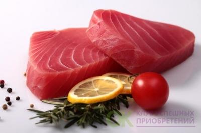 Филе тунца с/м, в/у, уп. 453 гр. Бомбический