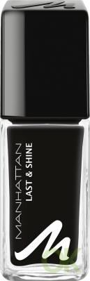 Nagellack Last & Shine Nail Polish BLACK IS BACK..., 10 ml