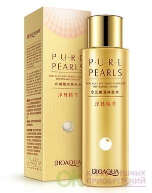 Увлажняющий лосьон Pure Pearls, 120мл