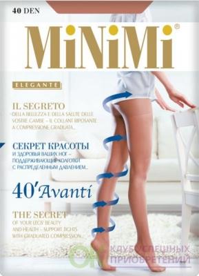 Minimi AVANTI 40 (утяжка по ноге)