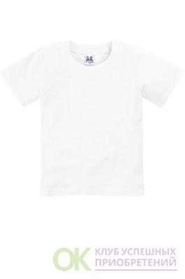 K&R BABY, Белая футболка детская K&R BABY