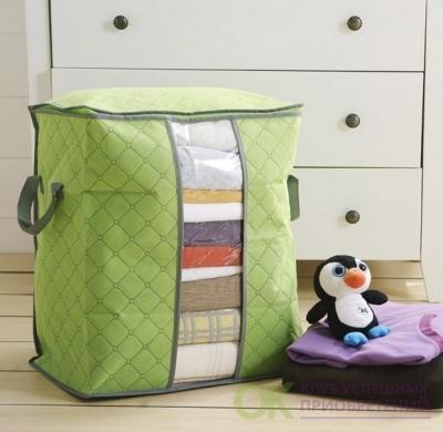 Чехол для постельного белья, подушек Высокий Зеленый