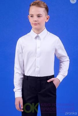 Сорочка для мальчика Classic 42-9003-1