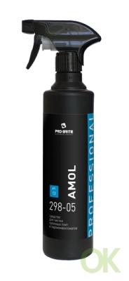 AMOL, для чистки кухонных плит, грилей и духовок, 0.5л