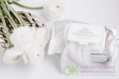IMAGE Skincare I BEAUTY Refreshing Facial Wipes