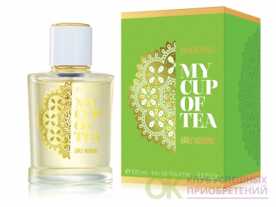 BROCARD MY CUP OF TEA EARLY MORNING 100ml edt