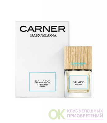 CARNER BARCELONA SALADO lady 1.7ml edp mini