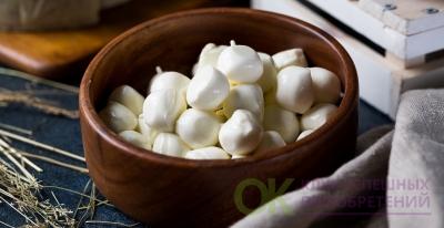 Сыр «Мини-моцарелла» 150 гр. ТОЛЬКО ДЛЯ ОСНОВНЫХ ЦР ГОРОДА. Обычная цена 103р