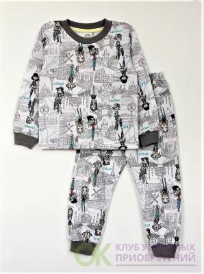 Пижама кулирка арт. 072