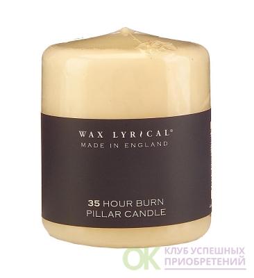 Свеча декоративная на 35 часов горения 7 х 8 см