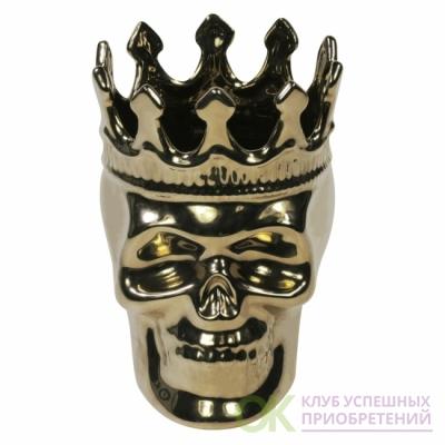 Золотой череп - BONAPARTE/БОНАПАРТ (Аромат с богатыми заманчивыми нотками коньяка, темной сливы и листьев табака, с оттенком ванили)