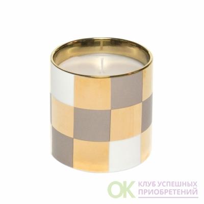 Опус. Серый и золотой куб