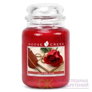 PURE RED ROSE / КРАСНАЯ РОЗА (Простой, но небесный запах романтической красной розы. Испытайте аромат этой любимой классики.)