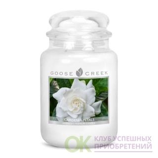 GARDENIA PETALS/ ЛЕПЕСТКИ ГАРДЕНИИ (аромат свежих лепестков гардении наполняет воздух и медленно течет через королевские сады)