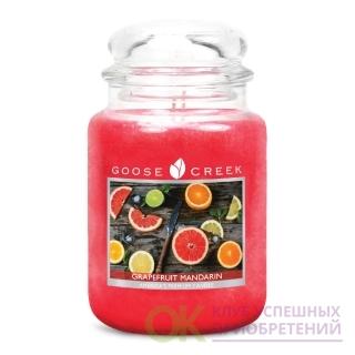 GRAPEFRUIT MANDARIN/ ГРЕЙПФРУТ И МАНДАРИН (Сочная смесь летних фруктов. Терпкий грейпфрут и сочный мандарин прекрасно сочетаются для вечернего пикника.)