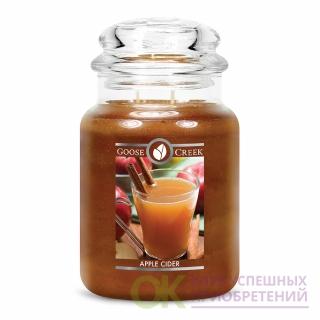 APPLE CIDER / ЯБЛОЧНЫЙ СИДР  (Наслаждайтесь идеальной смесью сладких яблок и сидра. Это достаточно сладко и остро, чтобы согреть ваше сердце)
