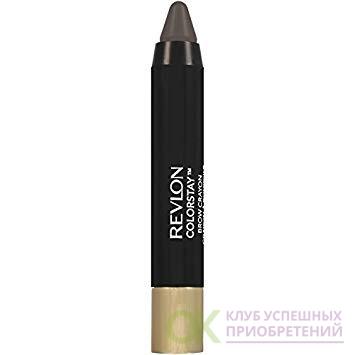 Revlon tester Colorstay Brow Crayon Карандаш для бровей №320