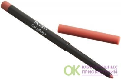 Revlon tester Colorstay Lip Liner Карандаш для губ №24 Blush