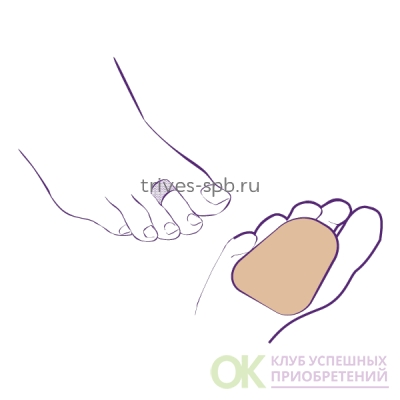 СТ-221 Корректор для пальца стопы