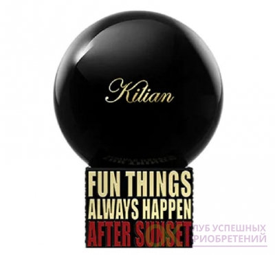 KILIAN FUN THINGS ALWAYS HAPPEN AFTER SUNSET unisex 1.2ml edp mini