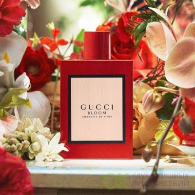 GUCCI BLOOM DI FIORI AMBROSIA lady 1.5ml edp mini
